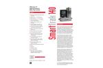 SmartTrak 140 Ultra-Low ΔP High Performance Mass Flow Control - Technical Datasheet