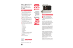 MaxTrak 180 NEMA 6 / IP67 Compliant Industrial Mass Flow Meters and Controllers For Gases - Technical Datasheet