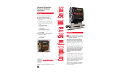Compod for Sierra 100 Series Advanced Automation for Sierra 100 Series Instruments - Technical Datasheet