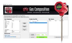 Sierra qMix™ - Field-Update for Gas Composition Changes