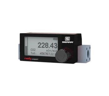 RedyCompact - Compact Mass Flow Meters & Regulators- Perfect VA Replacement