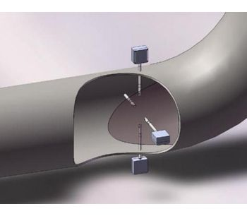 Sierra MultiTrak™ - Model 670S - Multi-Point Gas Mass Flow Meters for Large Ducts and Stacks