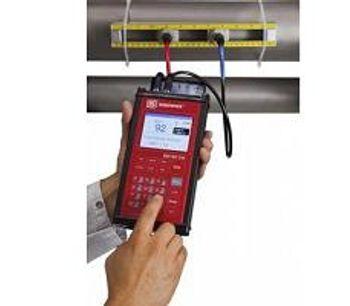 Sierra InnovaSonic - Model 210i - Portable Clamp-On Ultrasonic Flow Meter for High Accuracy Liquid Metering