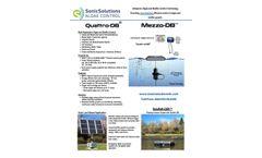 Ultrasonic Algae and Biofilm Control Technology - Brochure