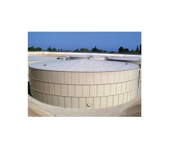 Water Storage for Drinking Water Plants - Water and Wastewater - Drinking Water