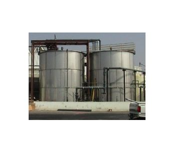 Water Storage for the Crude Oil & Petrochemical Industry - Oil, Gas & Refineries - Oil