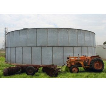 Water Storage for the Agriculture Industry - Agriculture
