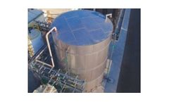 Stainless Steel Bolted Steel Storage Tanks