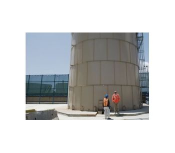 Bolted and Welded Steel Tank Inspection Services