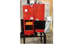 TeeMark - Model Super 6 PJ - Full Cans and Pails Crusher