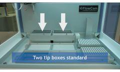 Fluid Imaging- Automated Liquid Handling Highlights (90 Sec) - Video