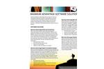 Maximum Advantage Software Brochure