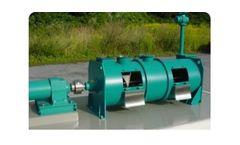 BioSec - Ploughshare Mixers