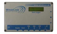 WindCom - Model W232/W325/W528 - Data Logger
