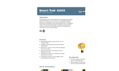 Flowline Smart Trak™ - Model AXXX - Level Switch Package with Compact Junction Box - Datasheet