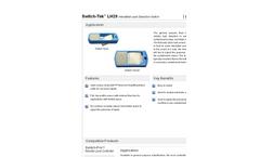 Flowline Switch-Tek™ - Model LH29 - Interstitial Liquid Leak Detection Switch - Brochure