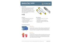 Switch-Tek - Model LO10 - Optic Liquid Leak Detection Switch - Datasheet
