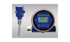 EchoPulse - Model LR15 Pulse - Radar Liquid Level Transmitter