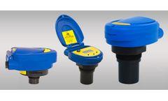 EchoSpan - Model LU80-84 - Ultrasonic Liquid Level Transmitter