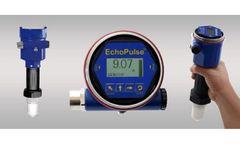 EchoPulse - Model LR10 Pulse - Radar Level Transmitter