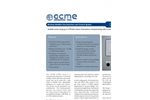 ACME - Model CEW-4 Series - Wireless MultiSet Gas Detection and Control System - Brochure