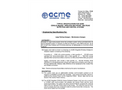 ACME - Model WS Series - Wireless Sensors/Transmitters - Specifications