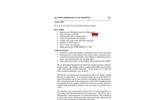ACME - Model QD-REF Series - Quadset Refrigerant Gas Monitor - Specifications