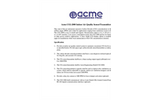 ACME - Model CO2-2000 - Indoor Air Quality Sensor/Transmitter - Specifications