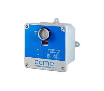 ACME UniSet - Model UN-ECH Series - Stand-Alone Gas Monitor