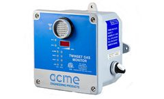 ACME TwinSet - Model TW-ECH - Stand-Alone Dual Gas Monitor