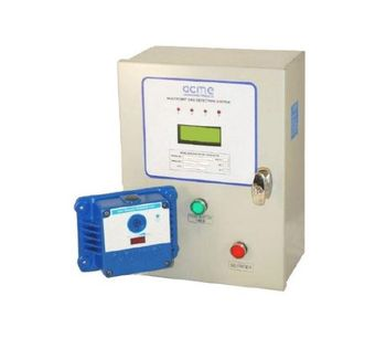 Multi-Gas Detection and Control System-1