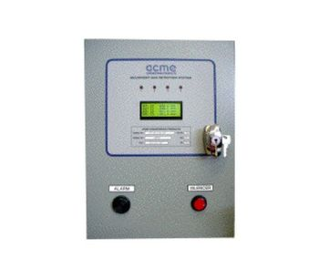 ACME QuadSet - Model CEL-4 Series - Multi-Gas Detection and Control System
