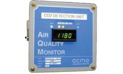 ACME - Model CO2-EN Series - Carbon Dioxide Monitor Controller