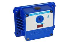 ACME GasPost - Model RS485 - ECH-ST Series - Toxic Gas Sensor / Transmitter