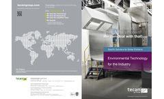 Tecam Group Corporate - Catalogue