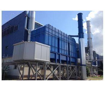 Tecam Group - Model RTO - Regenerative Thermal Oxidizers