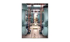 T-T project`s supply 11 pumping stations case study
