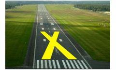 Aerosock - Runway Closure Marker