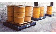 Benko - Spill Containment Pallets