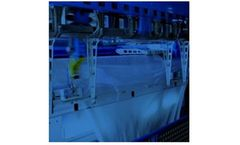 Evaporators and concentrators for laundries