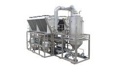 ECO - Model DPM SE Series - Multiple Effect Vacuum Evaporators with Alternative Energy Source