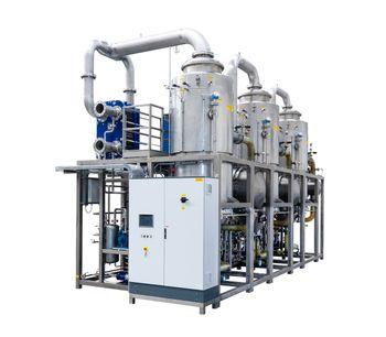 Multiple Effect Vacuum Evaporators with Alternative Energy Source-3