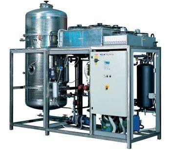 ECO - Model VS HP Series - Low Temperature Vacuum Wastewater Evaporator with Heat Pump