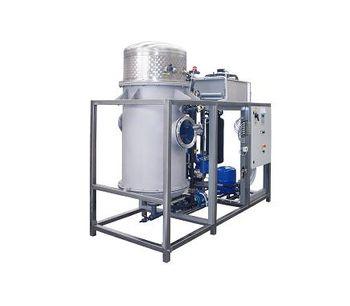 ECO - Model CR HP Series - Low Temperature Vacuum Wastewater Evaporator with Heat Pump