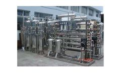 Water Treatment and Bottling Plant