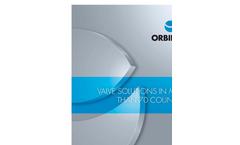 Orbinox Company Profile Brochure