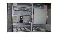 Model PFU - Packaged Filter Unit System