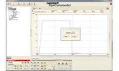 PipeCommander - Pressure Testing Software