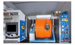 PREMUS - Model 600 - Build in System for Water /Air Pressure Tests