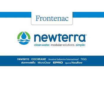 Frontenac acquires Newterra
